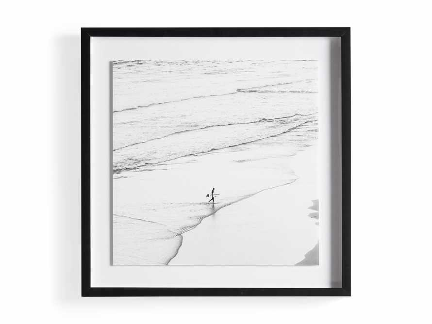 The Surf Framed Print II, slide 4 of 4