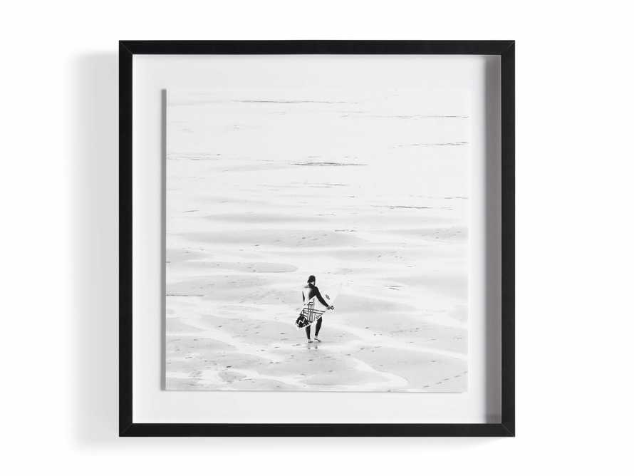 The Surf Framed Print IV, slide 3 of 3