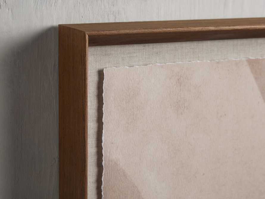 Mariposa Rosa Framed Print II, slide 2 of 5