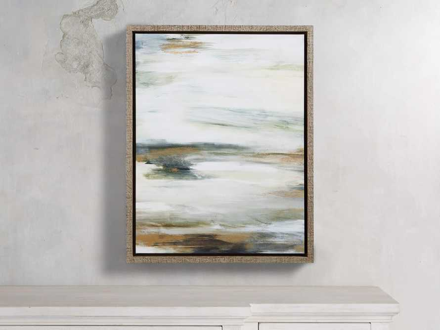 "Moss 20"" x 26"" Framed Print"