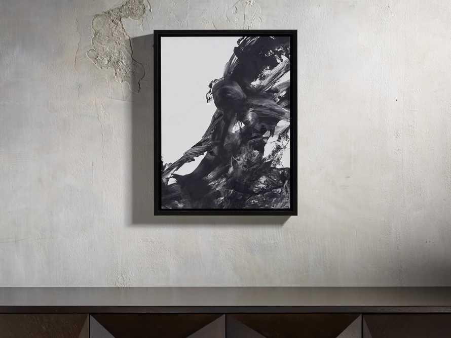 "Falling Shadows 18"" x 24"" Framed Print, slide 1 of 4"