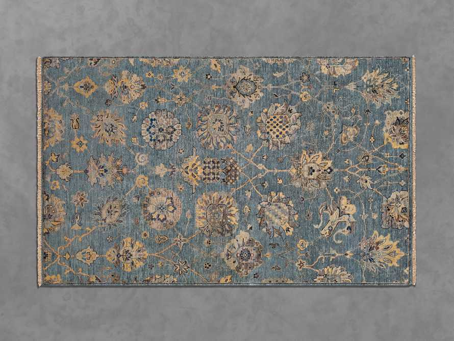 Amelia Rug in Light Blue 6x9 Product Image