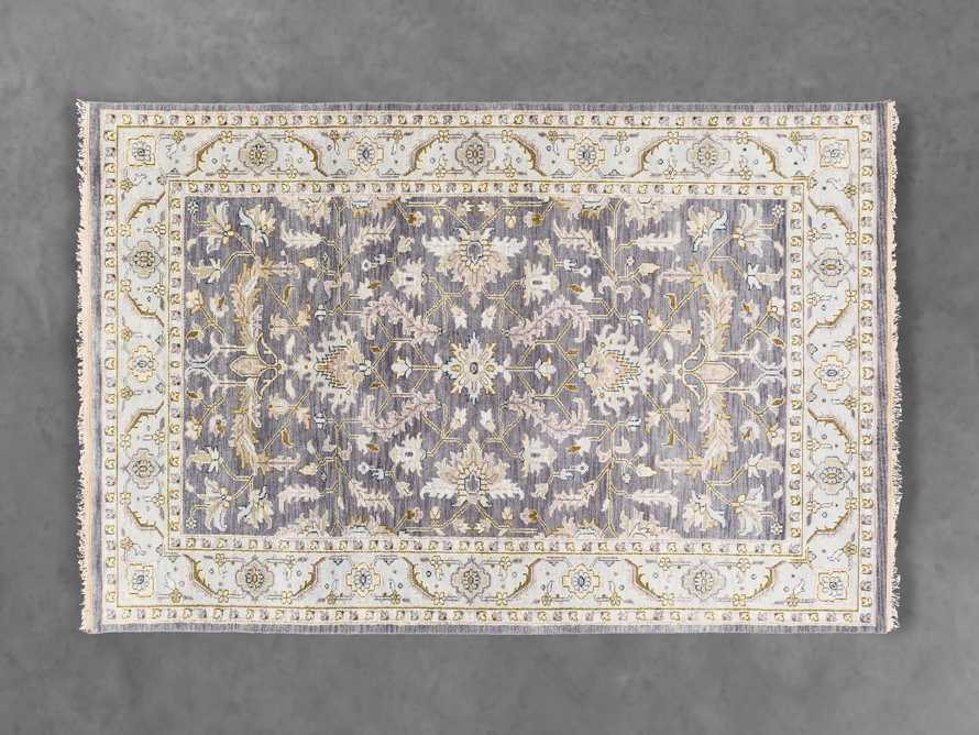 Alisandra 5' X 8' Hand Knotted Rug, slide 3 of 3