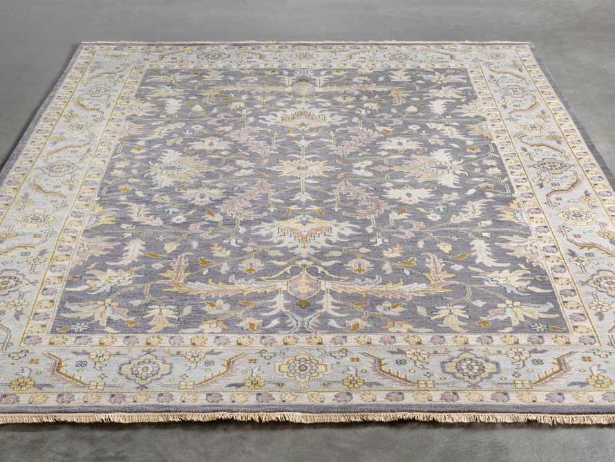 Alisandra 5' X 8' Hand Knotted Rug, slide 2 of 3