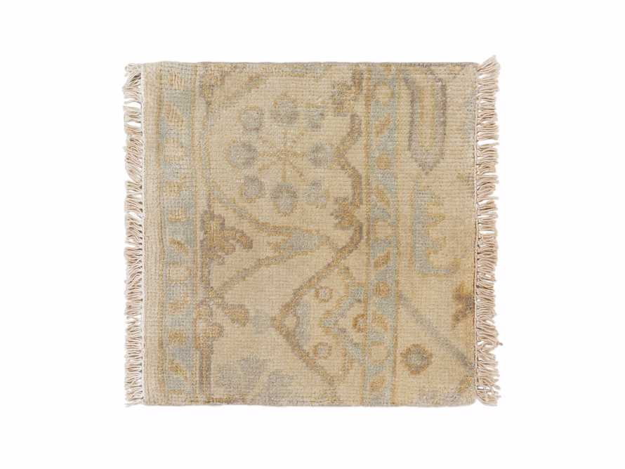 """Arisa Hand-Knotted 18"""" Rug Swatch"""
