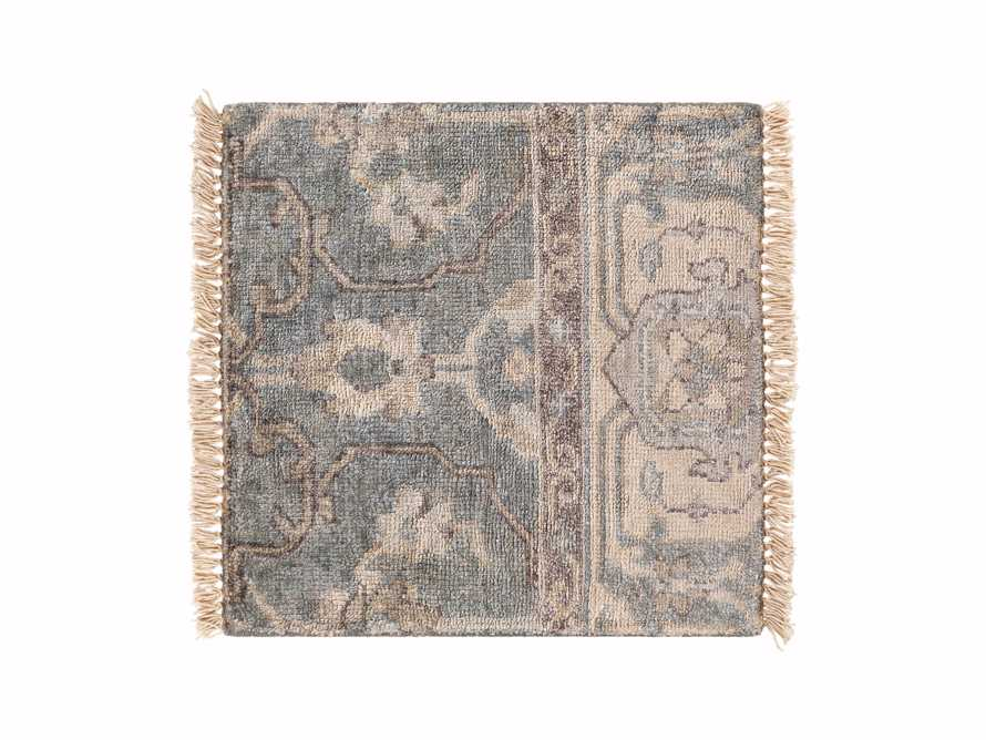 "Atrani Hand Knotted 18"" Rug Swatch"