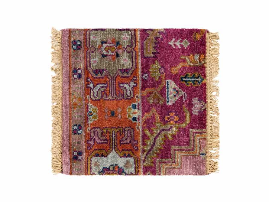 """Kaira 18"""" Rug Swatch"""