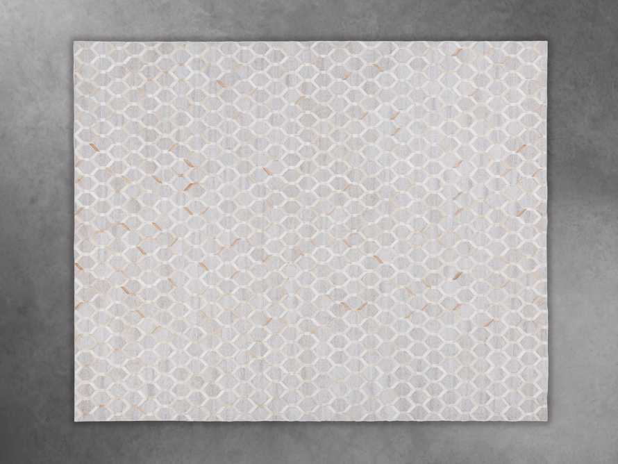 Kaplan 8' x 10' Hide in Ivory, slide 3 of 7