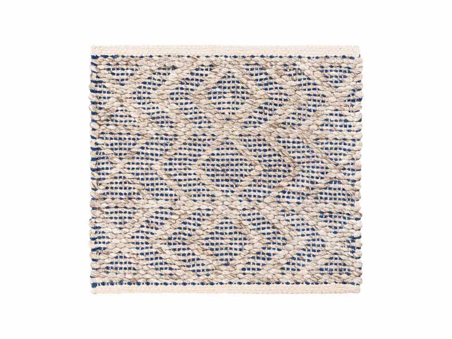 """Lacie Handwoven 18"""" Rug Swatch"""