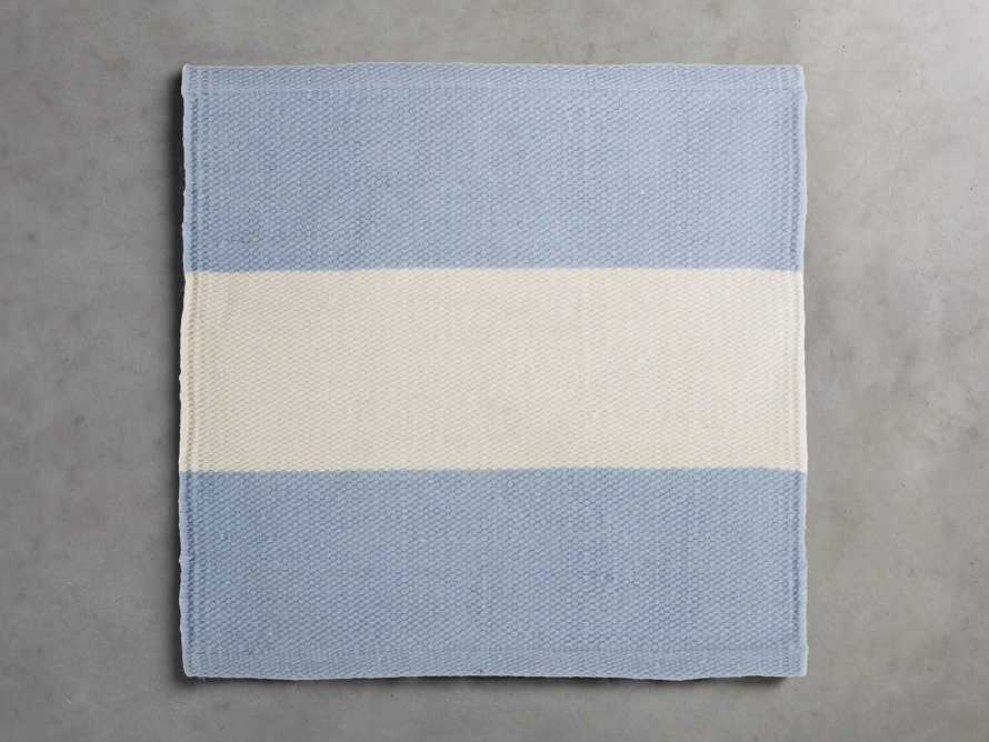 Lacosta Light Blue Performance Rug Swatch, slide 1 of 1