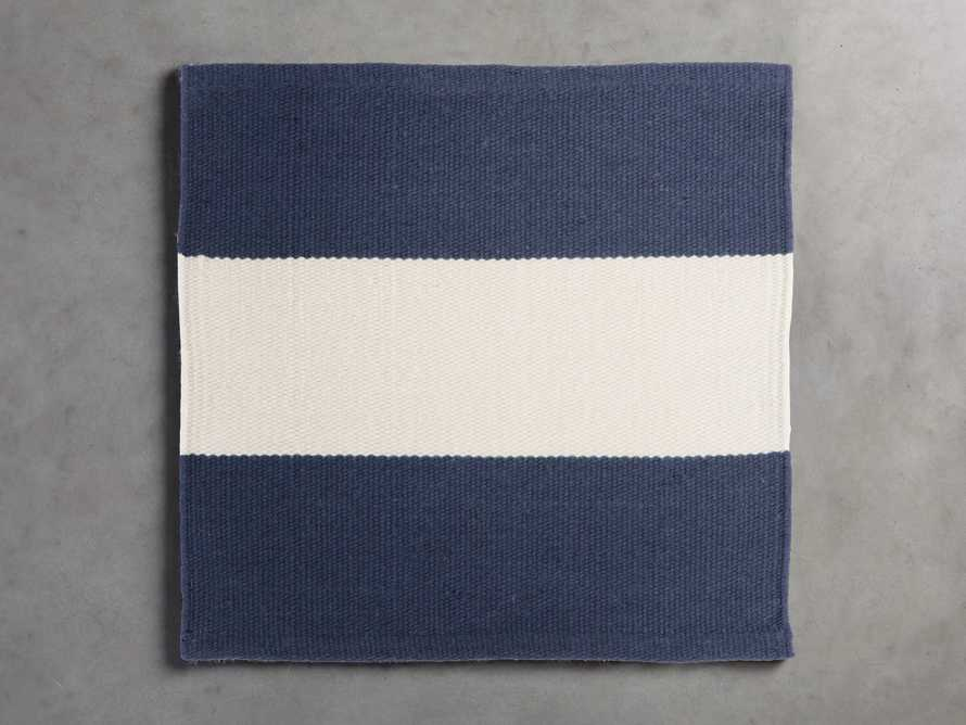 Lacosta Navy Performance Rug Swatch, slide 1 of 1