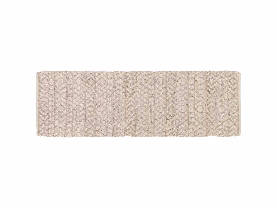 "Lacie 2'6"" x 8' Handwoven Runner"