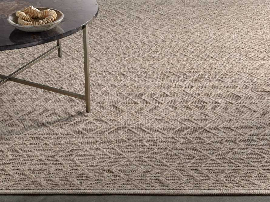 Lacie 8' x 10' Handwoven Rug in Natural Product Image