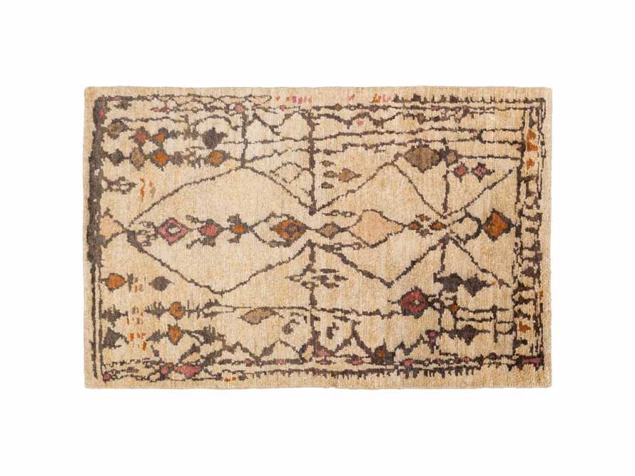 Naria 8' x 10' Hand-Knotted Rug in Rust, slide 7 of 7