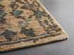 Naria 6' x 9' Hand-Knotted Rug in Turquoise
