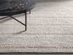 Solana 8' X 10' Hand Woven Rug in Ivory