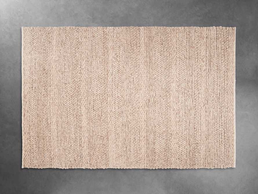 Solana 8' X 10' Hand Woven Rug in Natural, slide 3 of 7