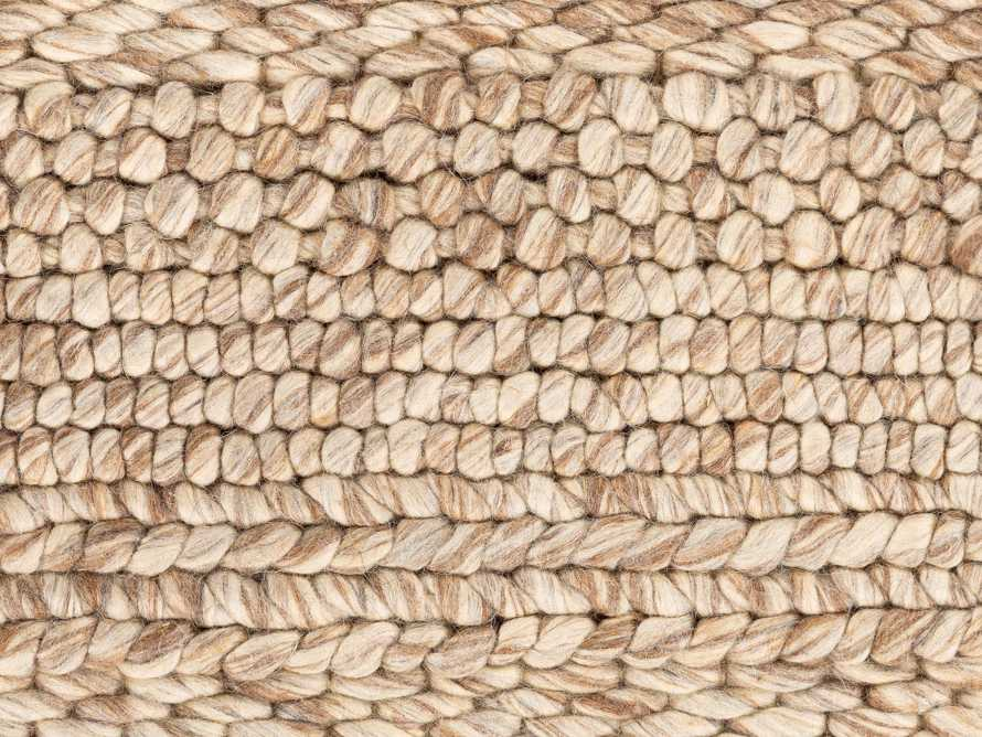 Solana 8' X 10' Hand Woven Rug in Natural, slide 4 of 6