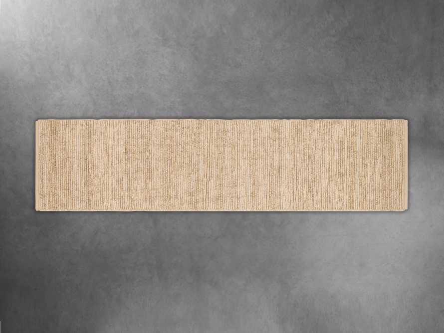 "Theo Jute 2'6"" x 10' Runner in Beige"