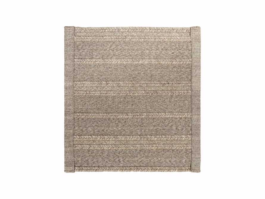 "Vasari 18"" Outdoor Rug Swatch, slide 1 of 1"