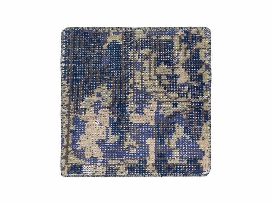 "Violeta Hand-Knotted 18"" Rug Swatch, slide 1 of 1"