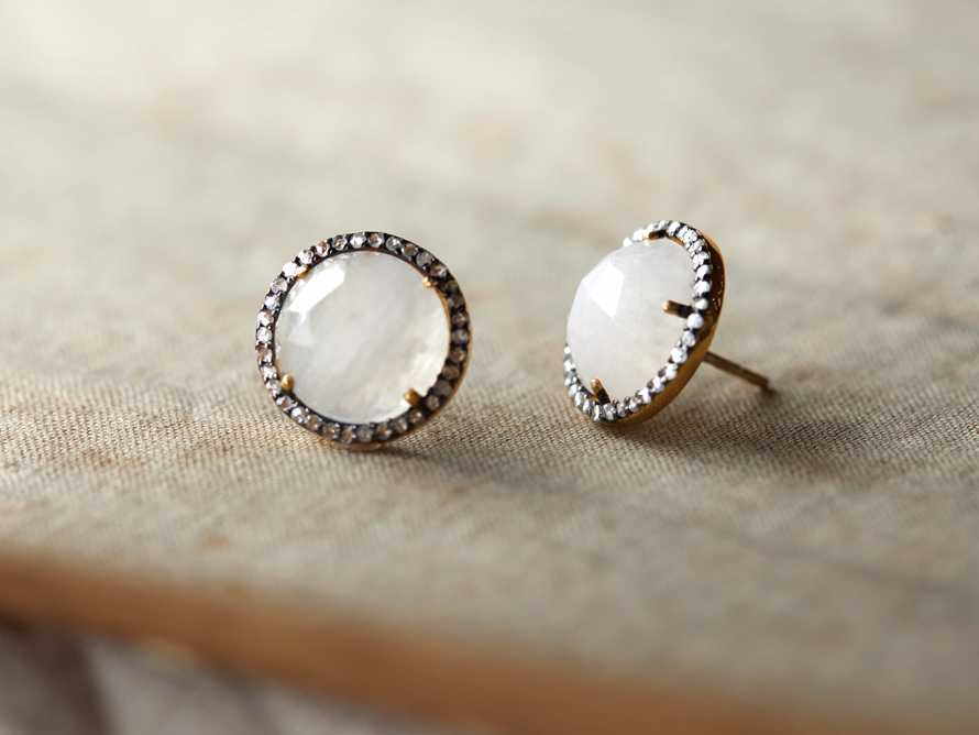 Alenya Stud Earrings, slide 1 of 2