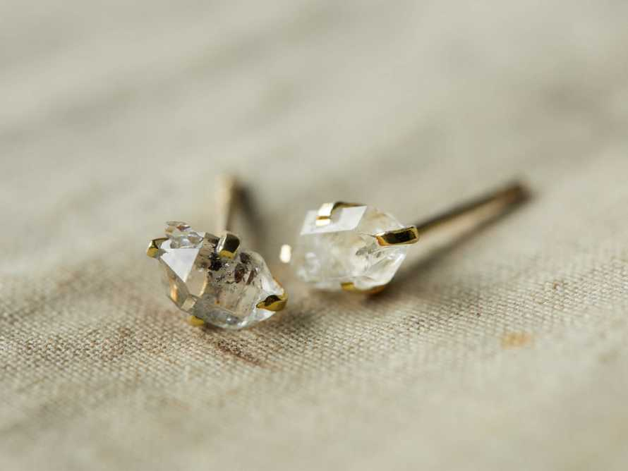 Alvita Stud Earrings, slide 1 of 3