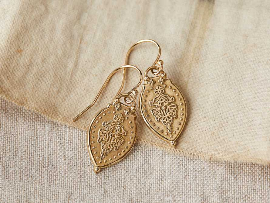 Archana Earrings, slide 1 of 2