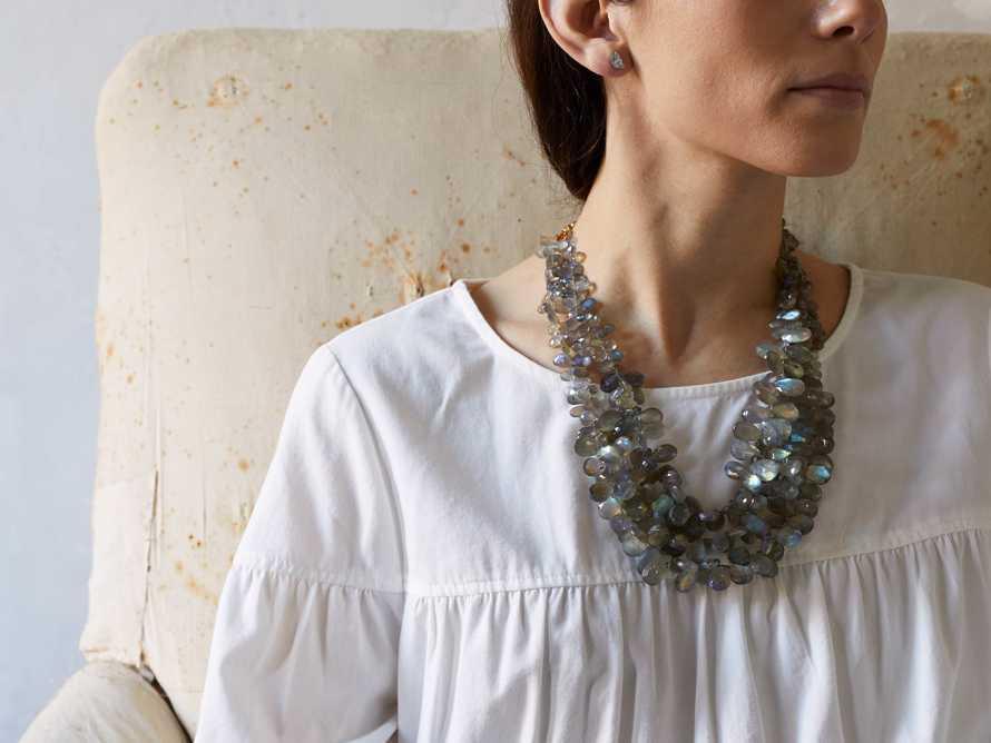 Asena Multi Strand Necklace, slide 4 of 4