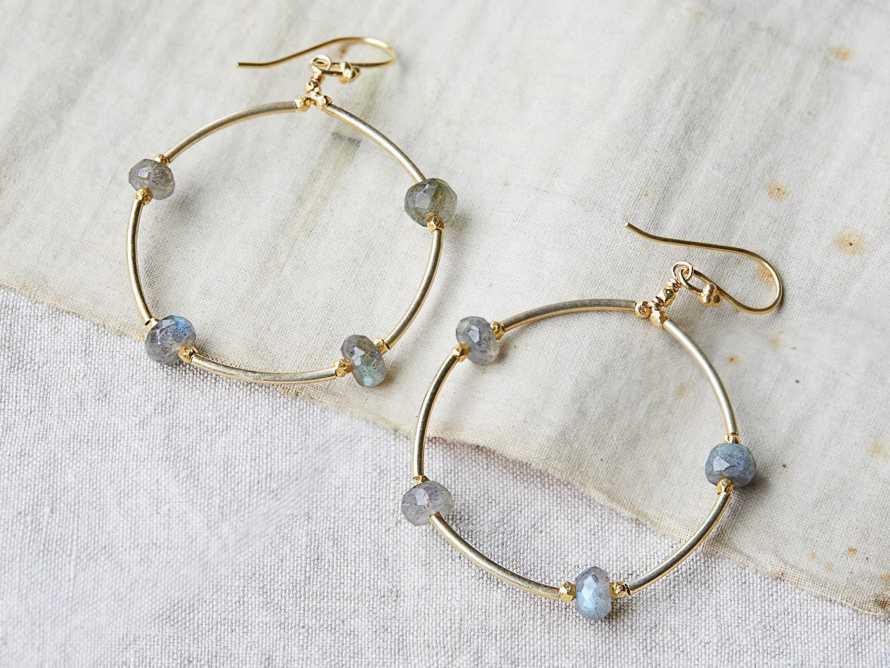 Cara Earrings, slide 1 of 3