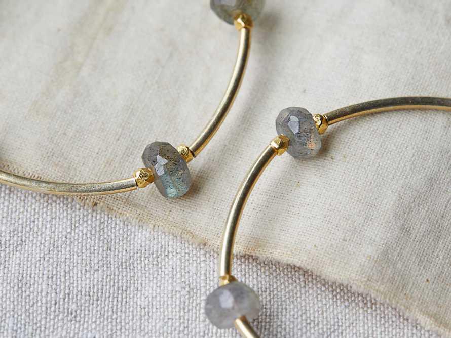 Cara Earrings, slide 2 of 3