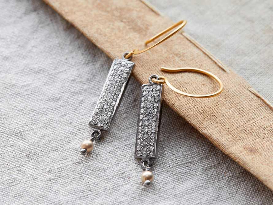 Elize Bar Earrings, slide 1 of 5