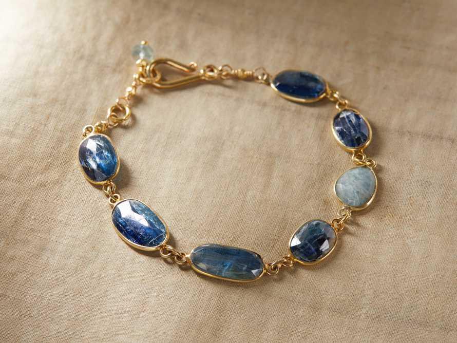 Indira Kyanite Bracelet, slide 1 of 2