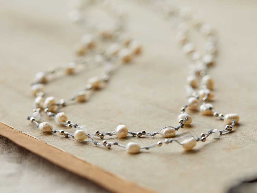 J'Adore Pearl Necklace