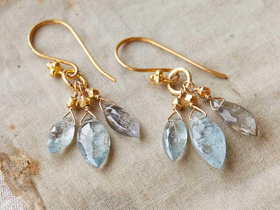 Kaye Earrings, slide 1 of 3