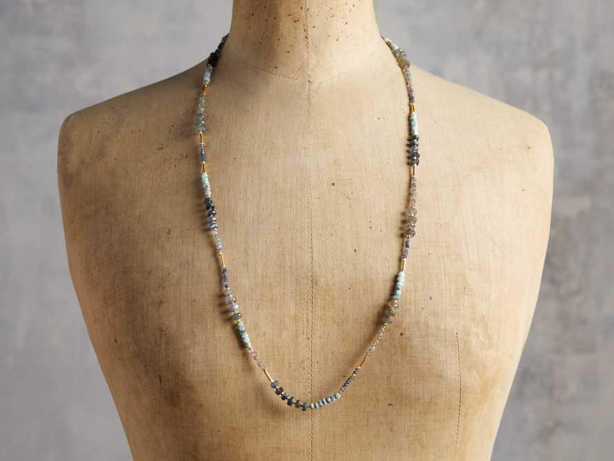 Marisol Labradorite Necklace, slide 2 of 3