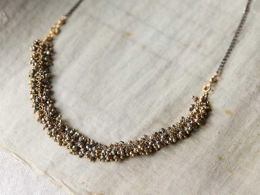 Nayala Cluster Necklace, slide 1 of 5