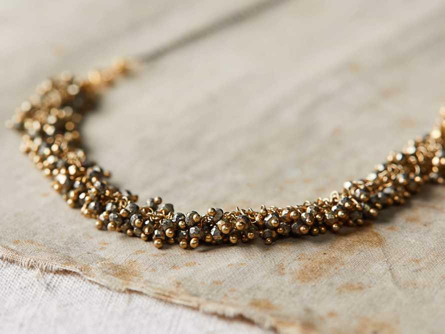 Nayala Cluster Necklace, slide 2 of 5