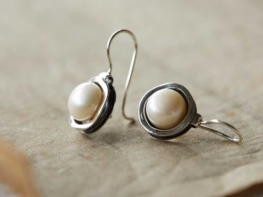 Perfect Pearl Earrings, slide 1 of 2