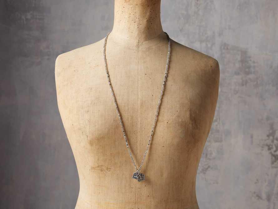 Sharvani Charm Necklace, slide 4 of 4
