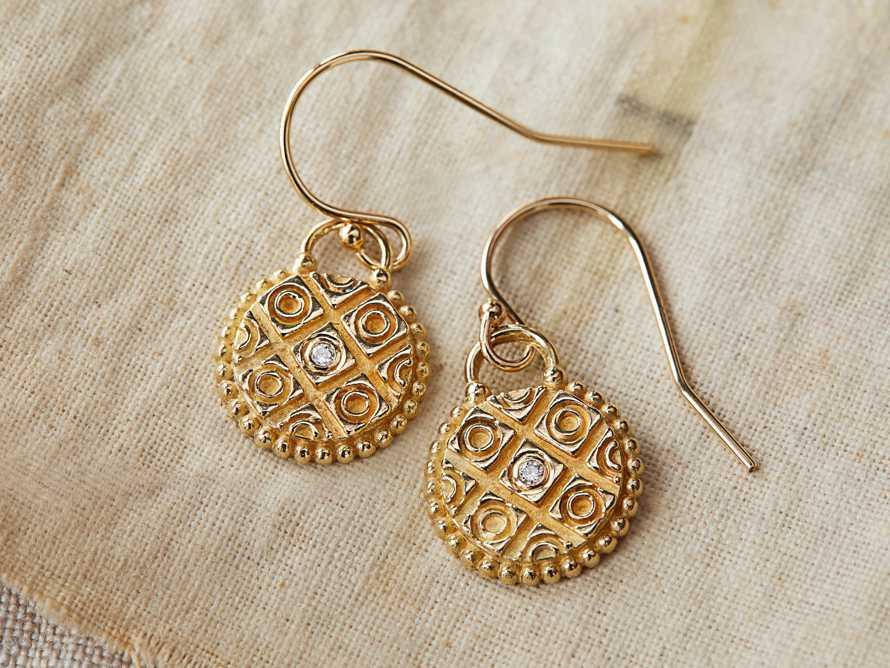 Tavi Earrings, slide 1 of 3