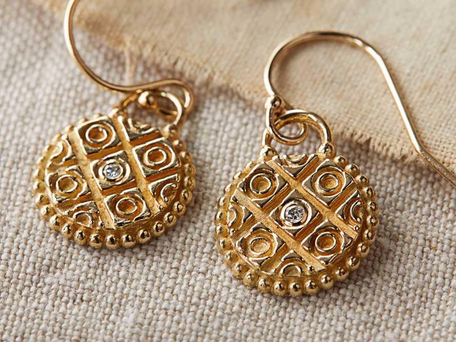 Tavi Earrings, slide 2 of 3