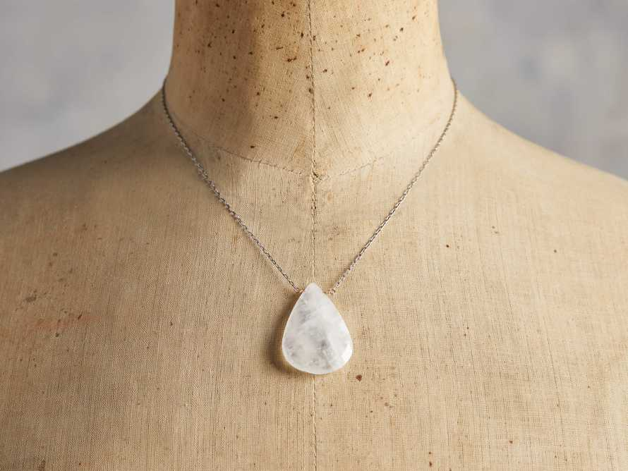 Theia Moonstone Necklace, slide 3 of 3