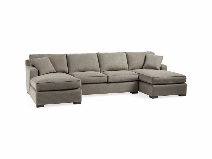 Cool Dune Double Chaise Sectional Gmtry Best Dining Table And Chair Ideas Images Gmtryco