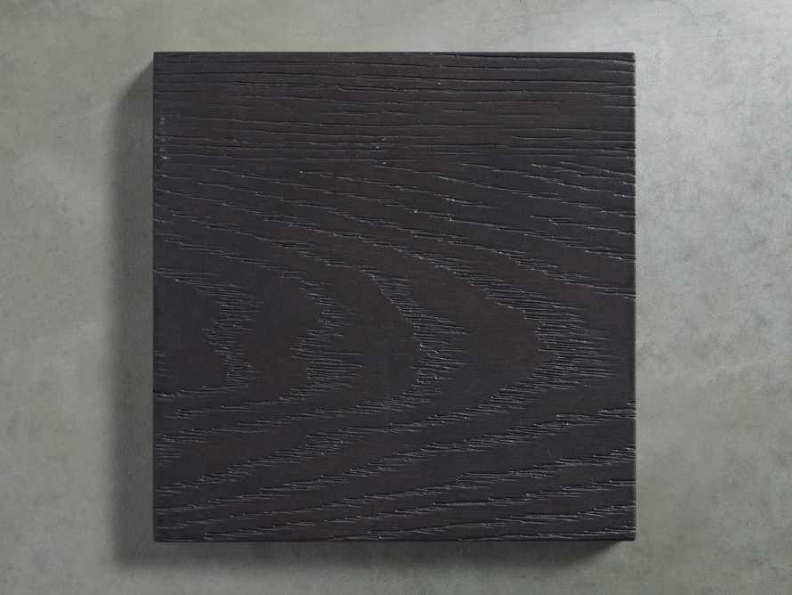 Veneer Finish Board in Ebony, slide 1 of 1