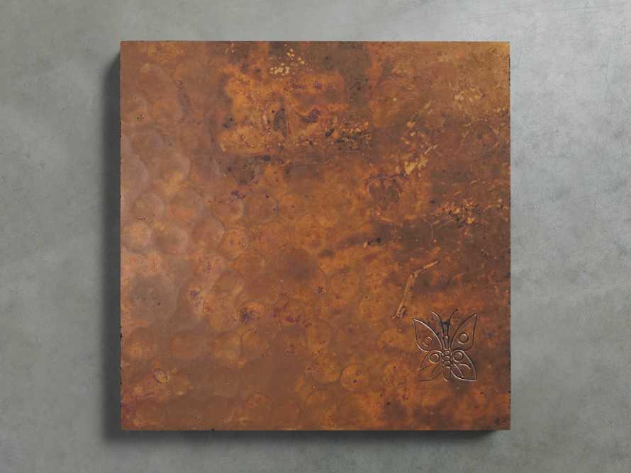 Copper Finish Board, slide 1 of 1