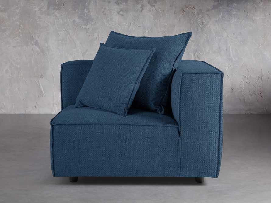 """Coburn Upholstered 43"""" Corner, slide 2 of 2"""