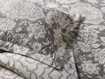 Fresco Metal Queen Duvet Cover