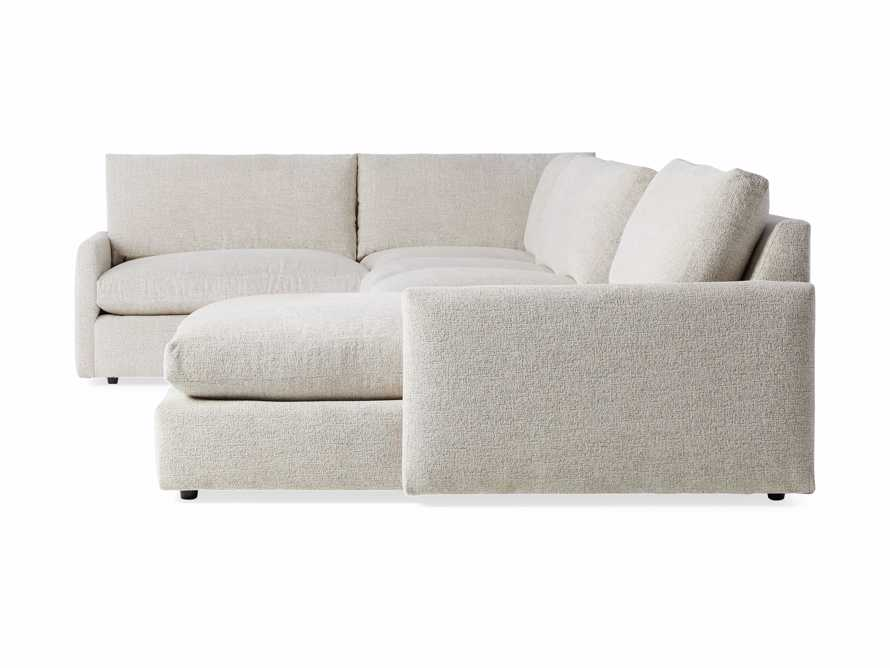Kipton Upholstered Left Arm Chaise Sectional, slide 7 of 7