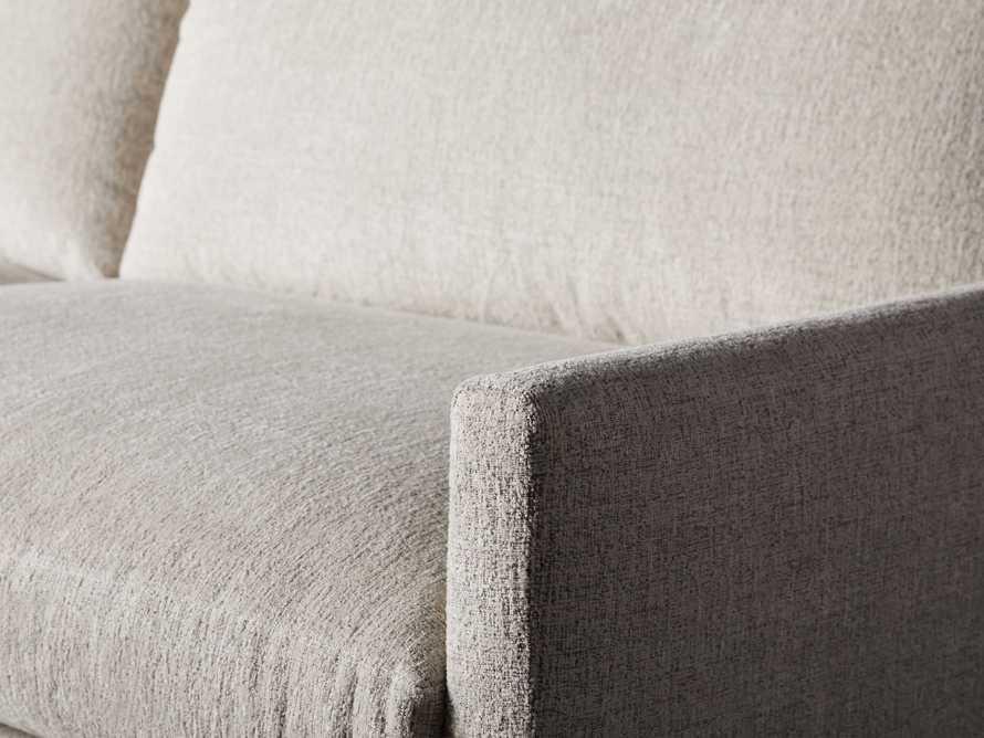 Kipton Upholstered Left Arm Chaise Sectional, slide 4 of 6